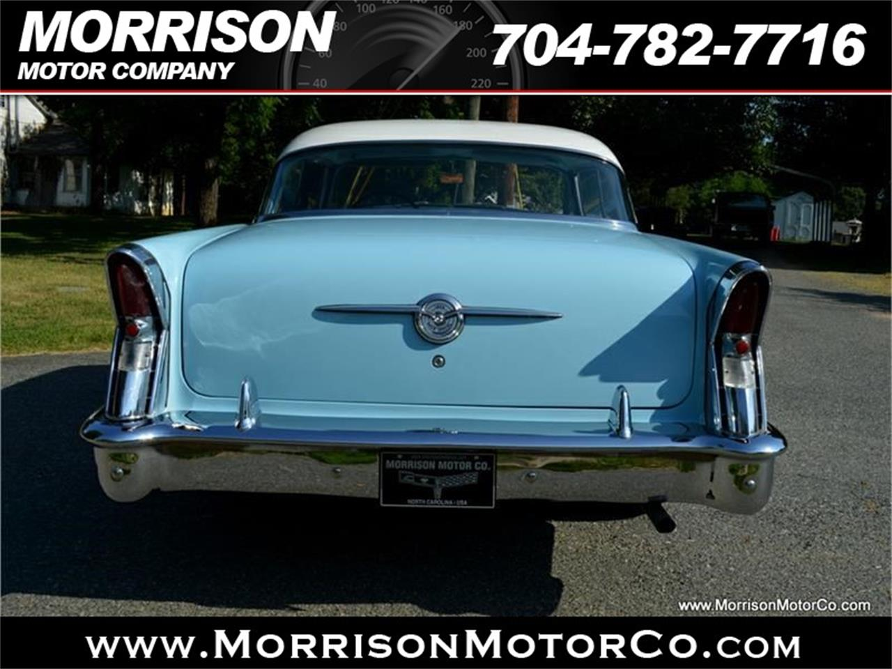 Large Picture of 1956 Buick Special Riviera Offered by Morrison Motor Company - M8P8