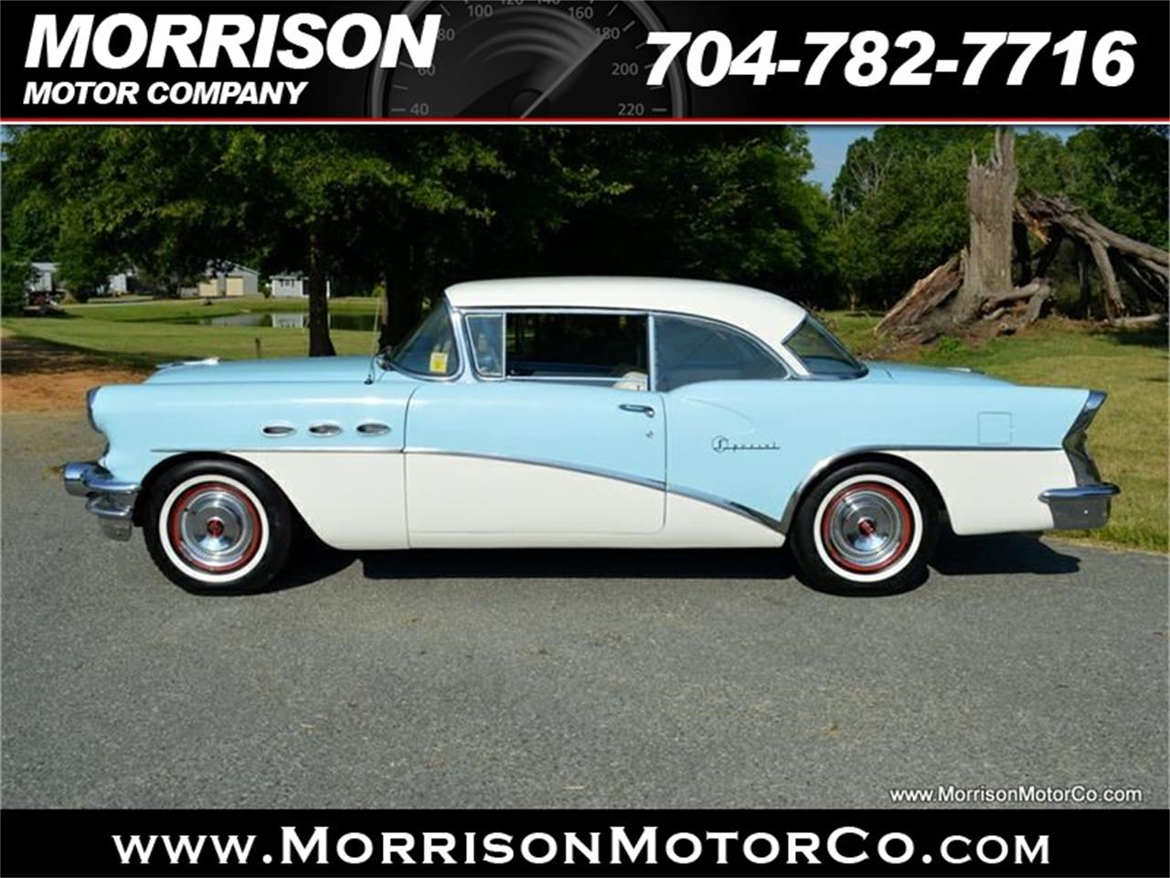 Large Picture of '56 Buick Special Riviera - $22,900.00 - M8P8