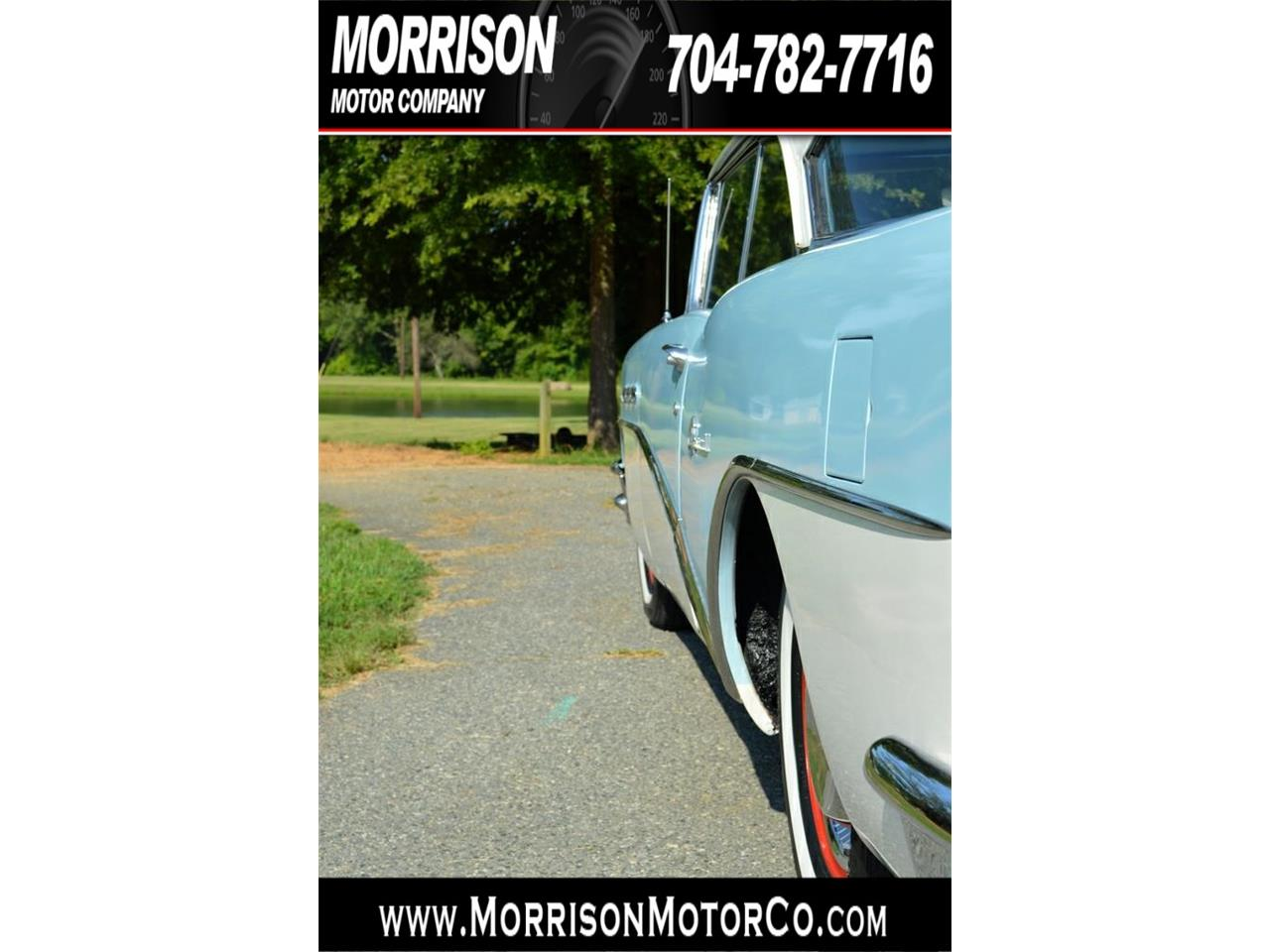 Large Picture of 1956 Special Riviera located in North Carolina Offered by Morrison Motor Company - M8P8