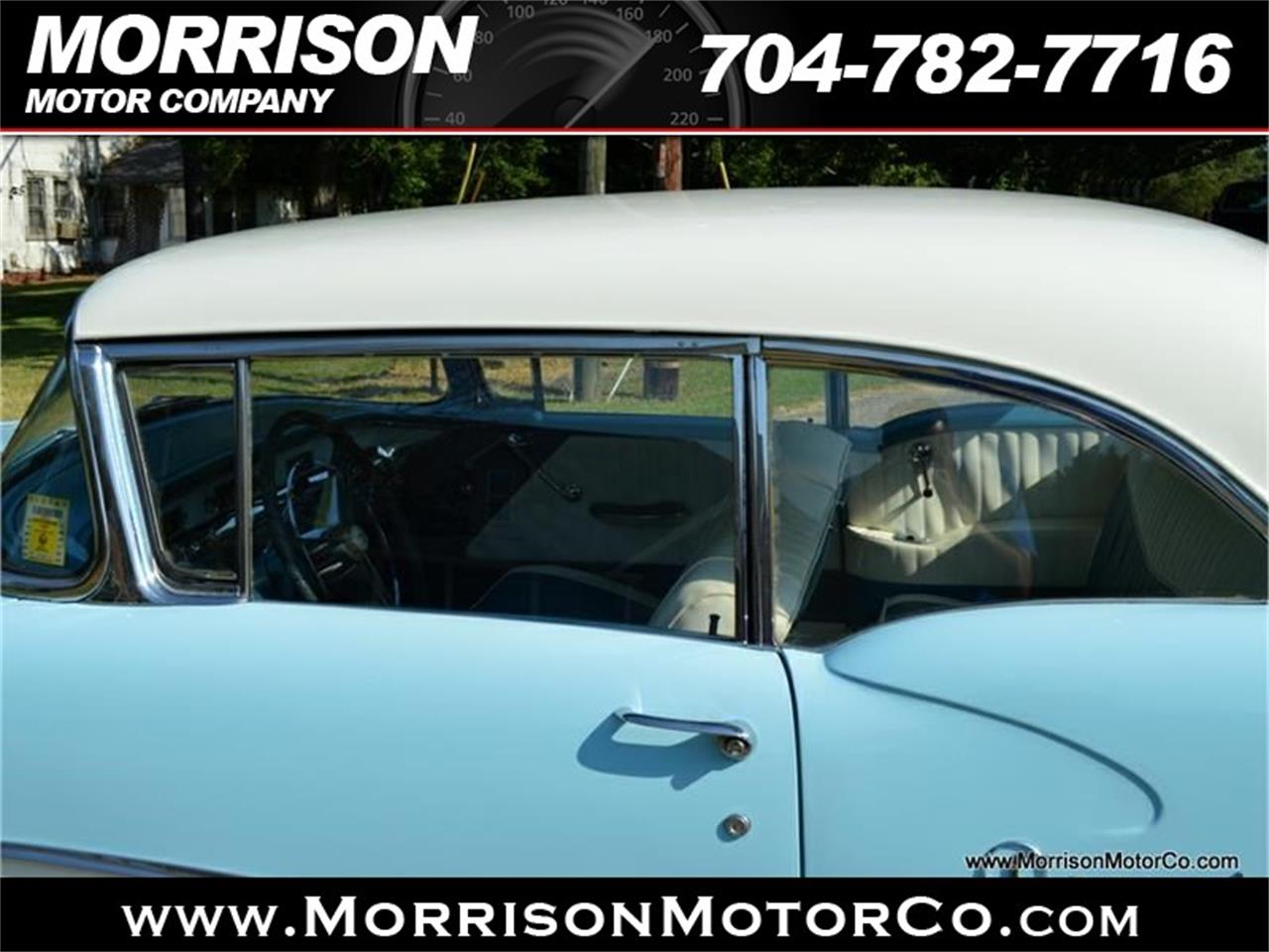 Large Picture of '56 Buick Special Riviera located in Concord North Carolina - $22,900.00 Offered by Morrison Motor Company - M8P8