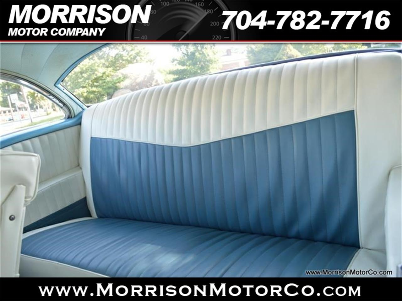 Large Picture of '56 Buick Special Riviera located in Concord North Carolina Offered by Morrison Motor Company - M8P8