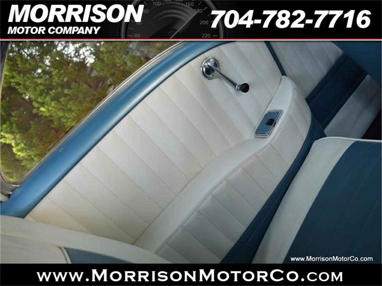 Large Picture of 1956 Buick Special Riviera located in Concord North Carolina - $22,900.00 Offered by Morrison Motor Company - M8P8