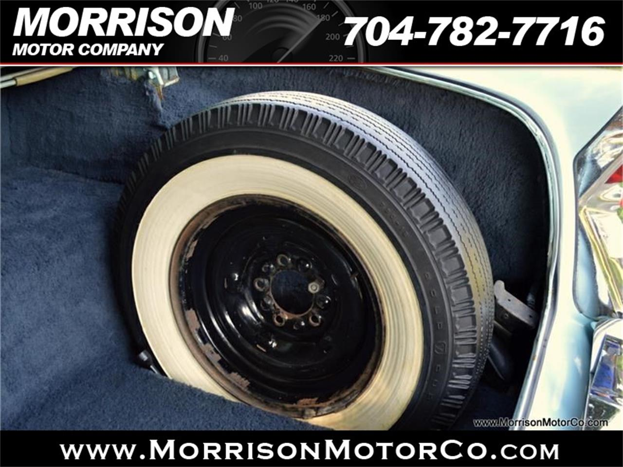 Large Picture of Classic 1956 Buick Special Riviera located in Concord North Carolina Offered by Morrison Motor Company - M8P8