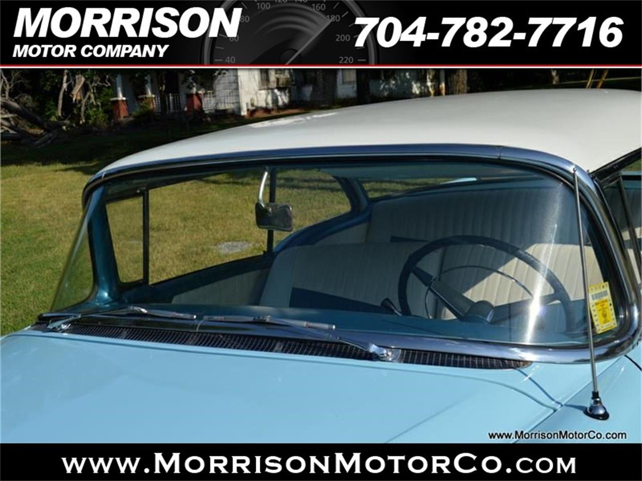 Large Picture of Classic 1956 Buick Special Riviera located in North Carolina Offered by Morrison Motor Company - M8P8