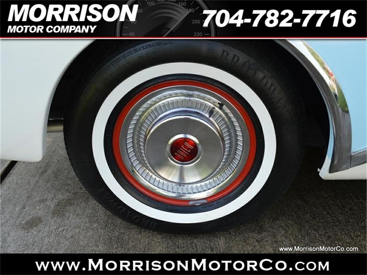 Large Picture of 1956 Buick Special Riviera located in North Carolina Offered by Morrison Motor Company - M8P8