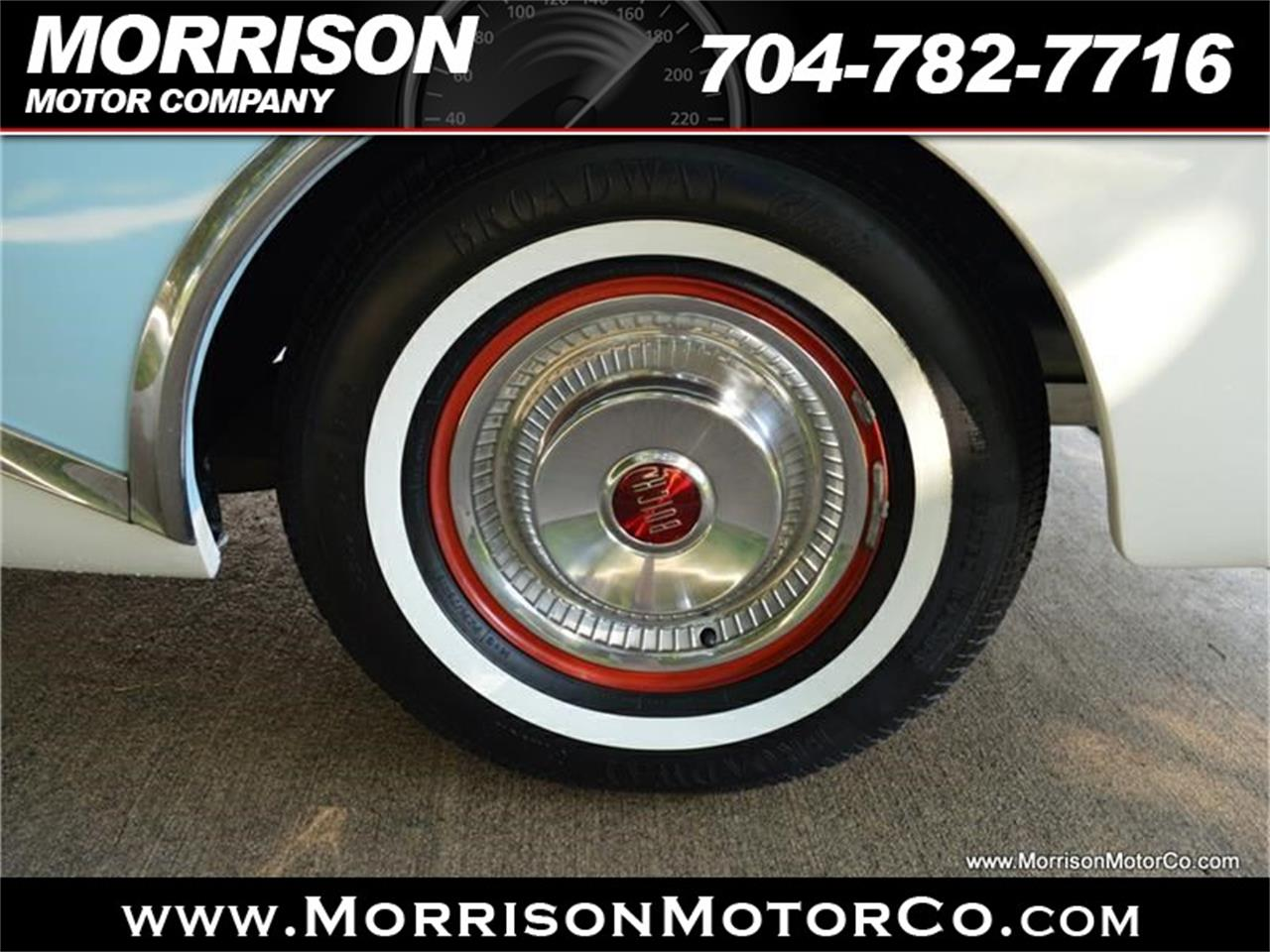Large Picture of Classic '56 Buick Special Riviera located in Concord North Carolina Offered by Morrison Motor Company - M8P8