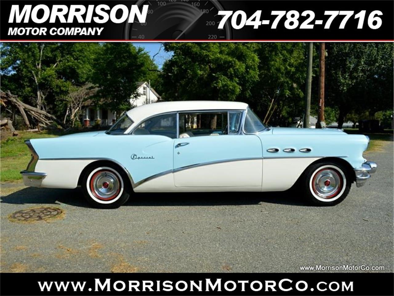 Large Picture of '56 Buick Special Riviera located in North Carolina - $22,900.00 Offered by Morrison Motor Company - M8P8