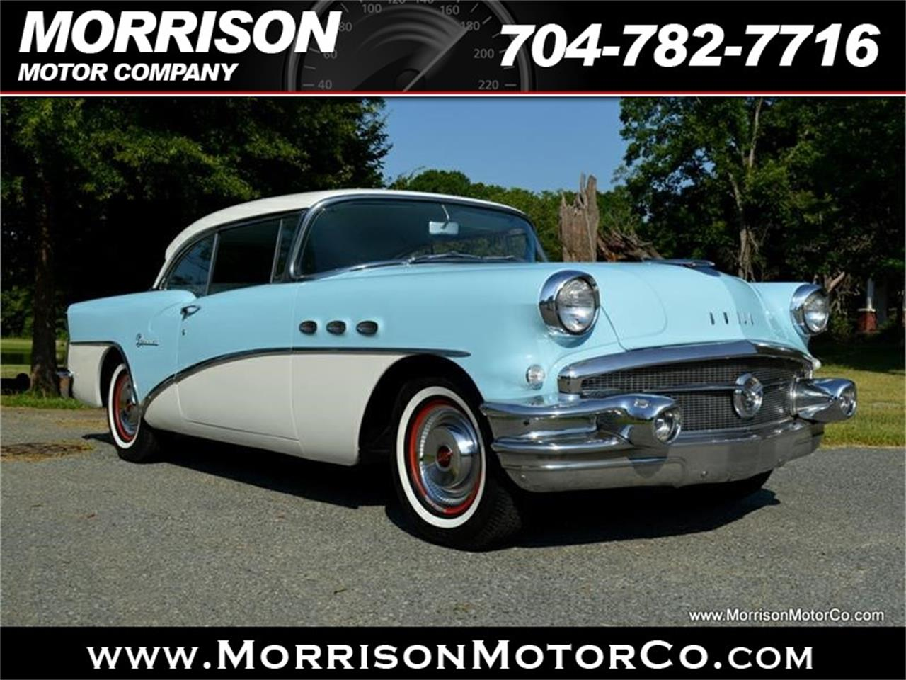 Large Picture of Classic 1956 Buick Special Riviera located in Concord North Carolina - $22,900.00 Offered by Morrison Motor Company - M8P8