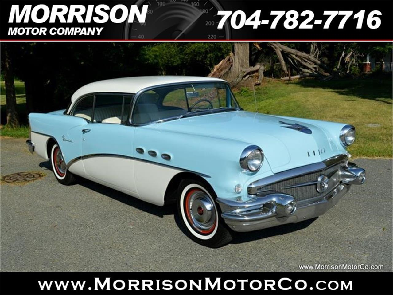 Large Picture of Classic 1956 Special Riviera located in North Carolina Offered by Morrison Motor Company - M8P8