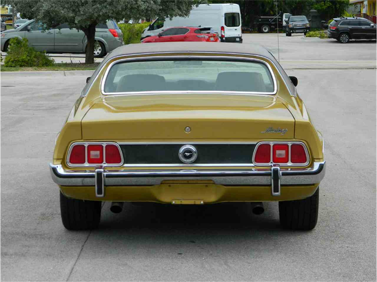 Large Picture of '73 Mustang - M8PA