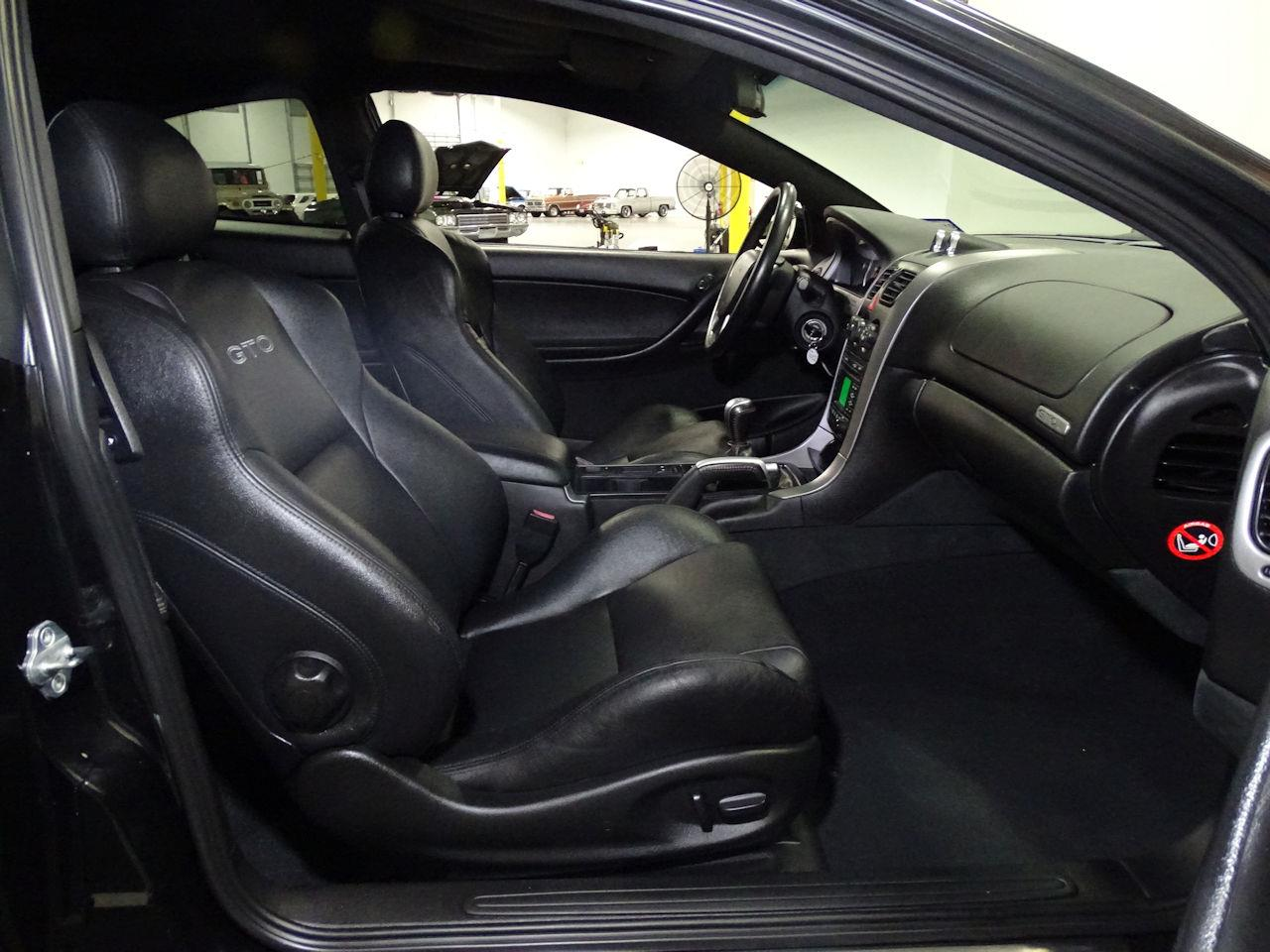 Large Picture of '04 GTO - M8PH