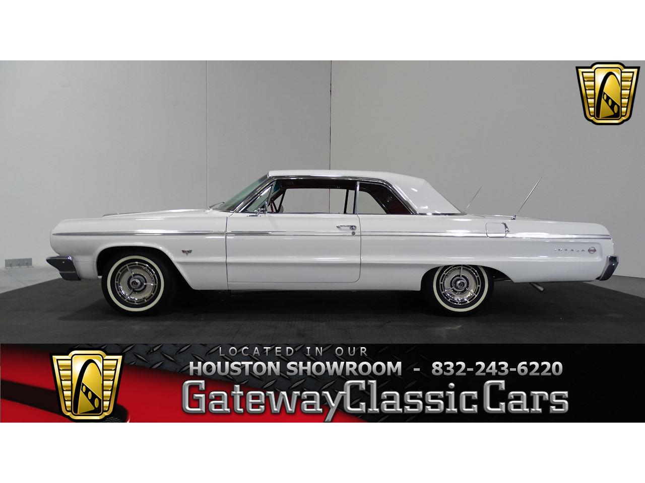 Large Picture of Classic '64 Impala located in Houston Texas - $37,595.00 - M8PS
