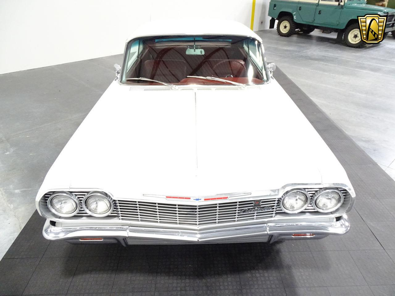 Large Picture of Classic '64 Impala - M8PS