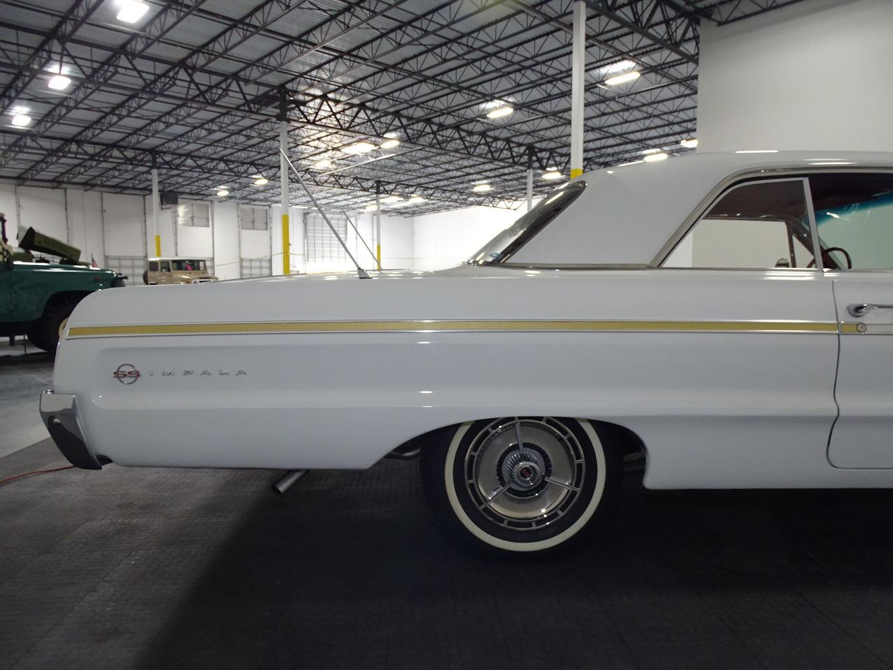Large Picture of 1964 Chevrolet Impala located in Texas - $37,595.00 Offered by Gateway Classic Cars - Houston - M8PS