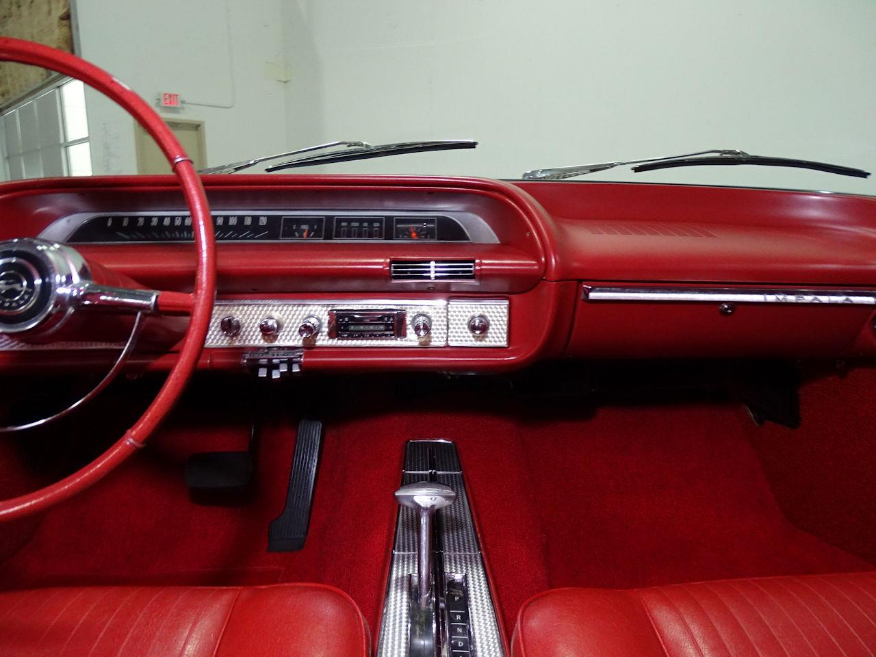 Large Picture of 1964 Chevrolet Impala located in Houston Texas - $37,595.00 Offered by Gateway Classic Cars - Houston - M8PS