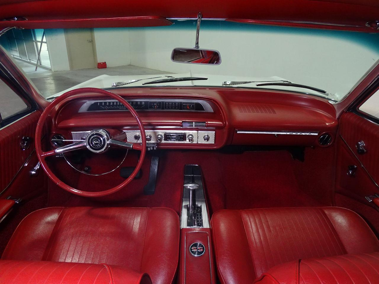 Large Picture of 1964 Chevrolet Impala located in Houston Texas Offered by Gateway Classic Cars - Houston - M8PS