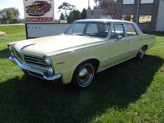 Picture of Classic '65 Pontiac Tempest Offered by Classic Auto Showplace - M8Q7