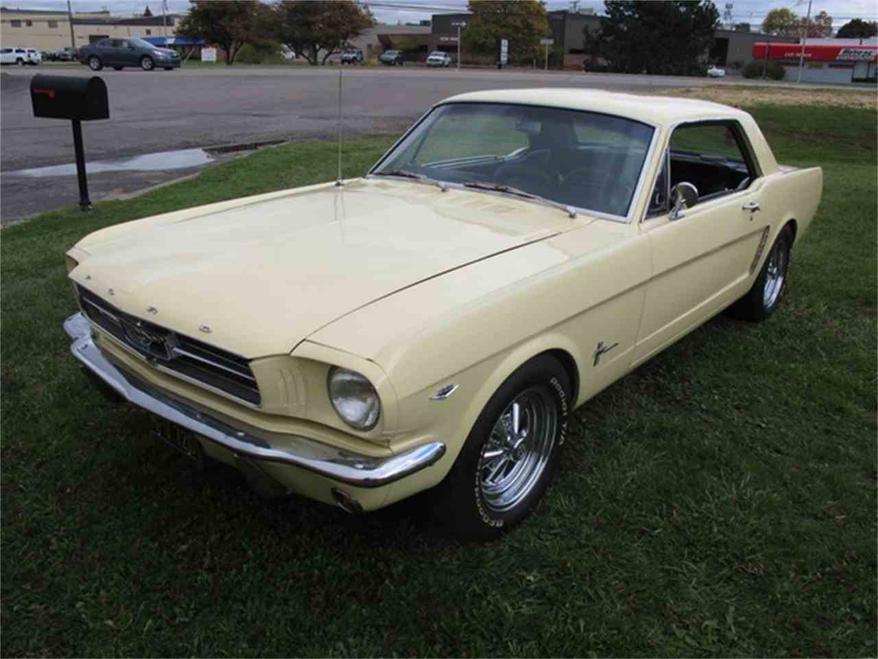 1965 Ford Mustang for Sale | ClassicCars.com | CC-1037744