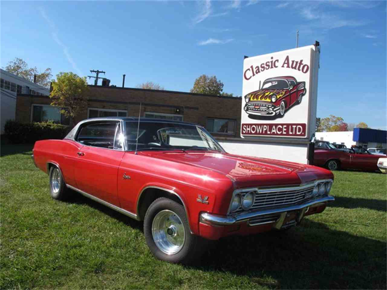 Large Picture of '66 Caprice - M8QB