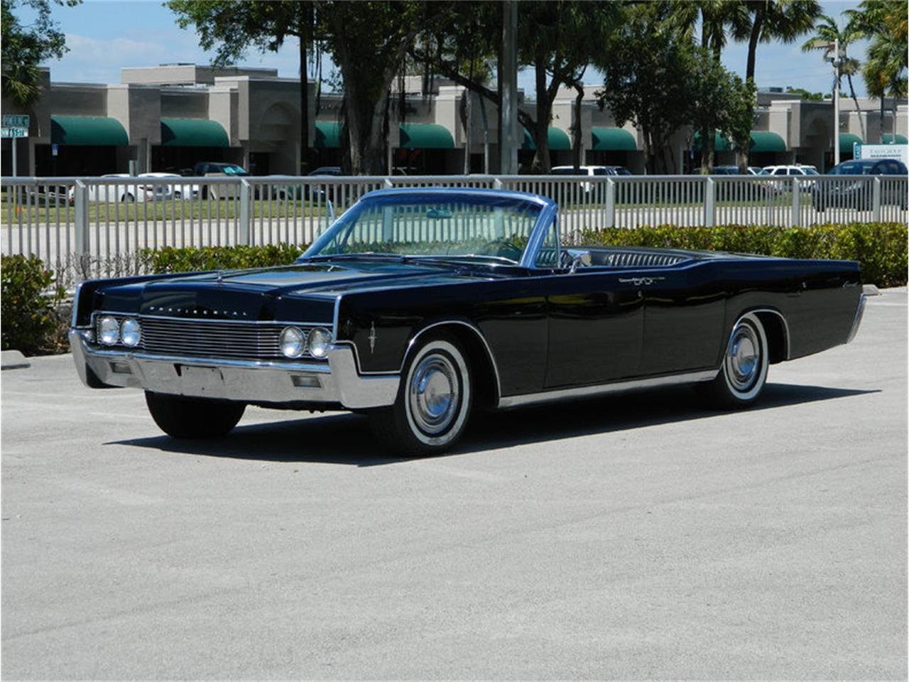 1966 Lincoln Continental For Sale Classiccars Com Cc 1037771