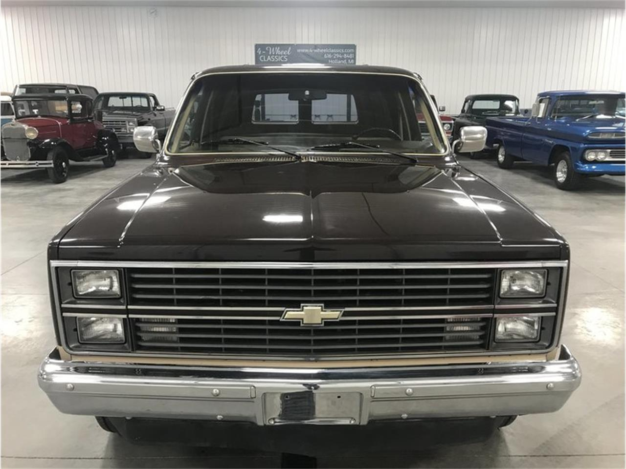Large Picture of 1984 Suburban - $11,900.00 Offered by 4-Wheel Classics - M8RC