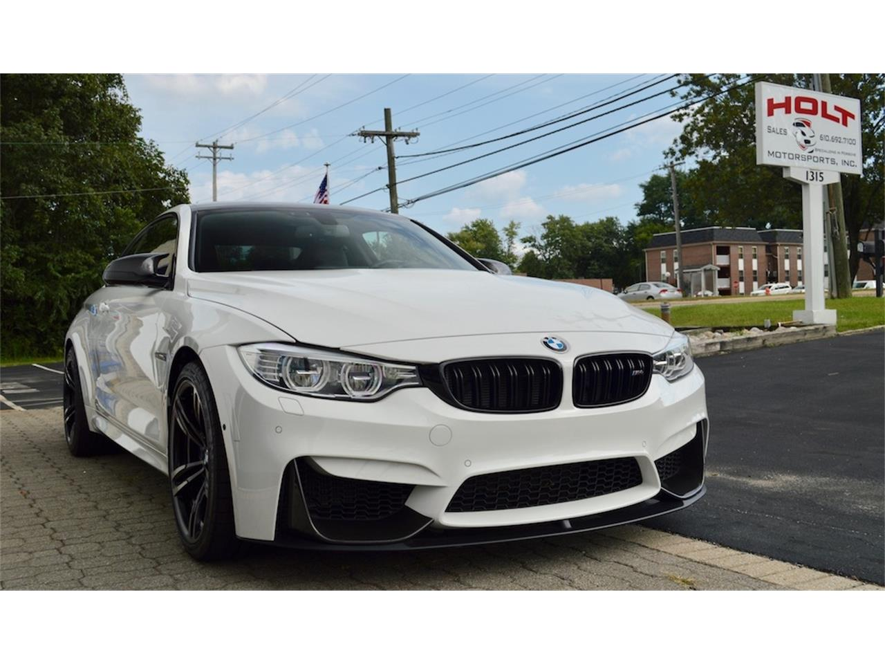 Large Picture of '16 BMW M4 - M8RM