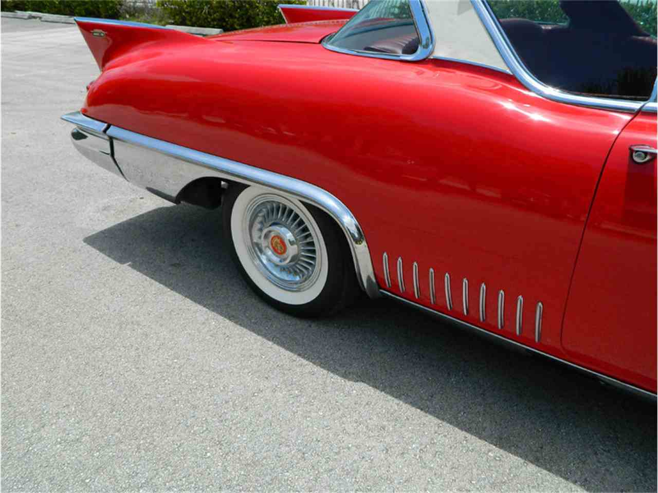 Large Picture of '58 Eldorado - M8RY