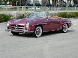 Picture of Classic '57 Mercedes-Benz 190SL located in Fort Lauderdale Florida - M8SB