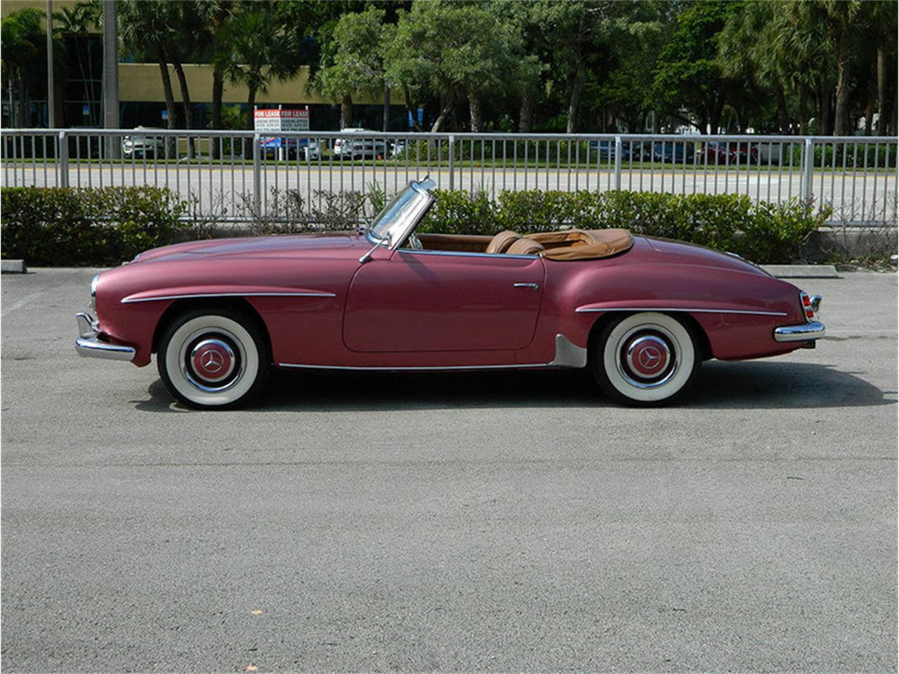 Large Picture of Classic '57 190SL located in Fort Lauderdale Florida - $225,900.00 - M8SB