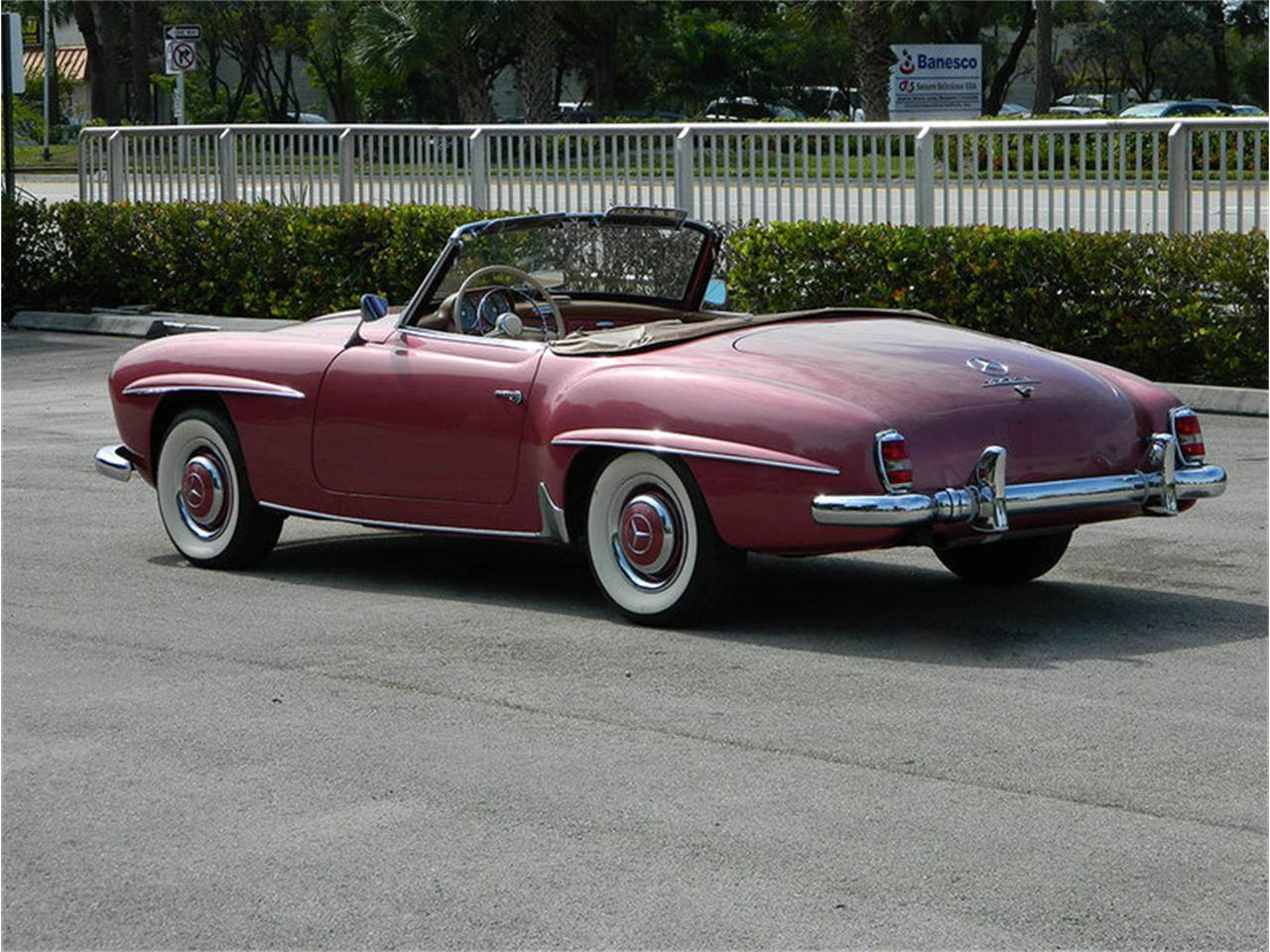 Large Picture of 1957 190SL Offered by International Auto Group - M8SB