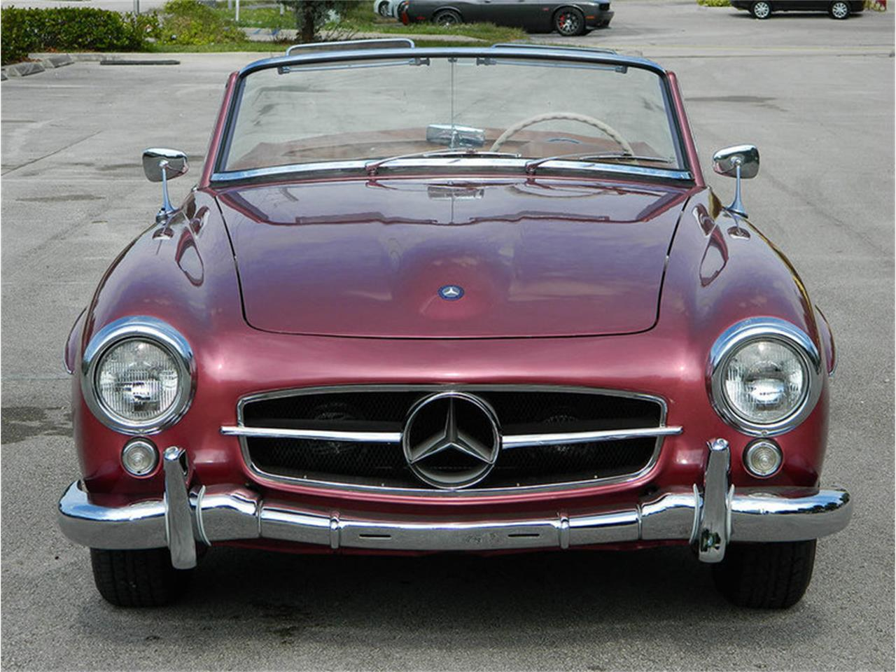 Large Picture of 1957 Mercedes-Benz 190SL located in Florida - M8SB