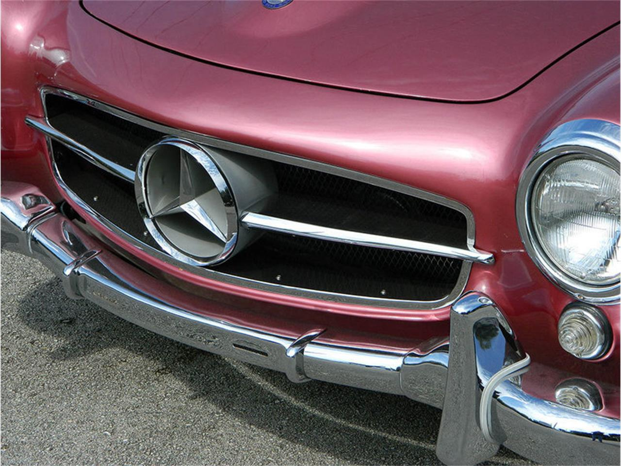 Large Picture of Classic '57 Mercedes-Benz 190SL located in Fort Lauderdale Florida - $225,900.00 - M8SB