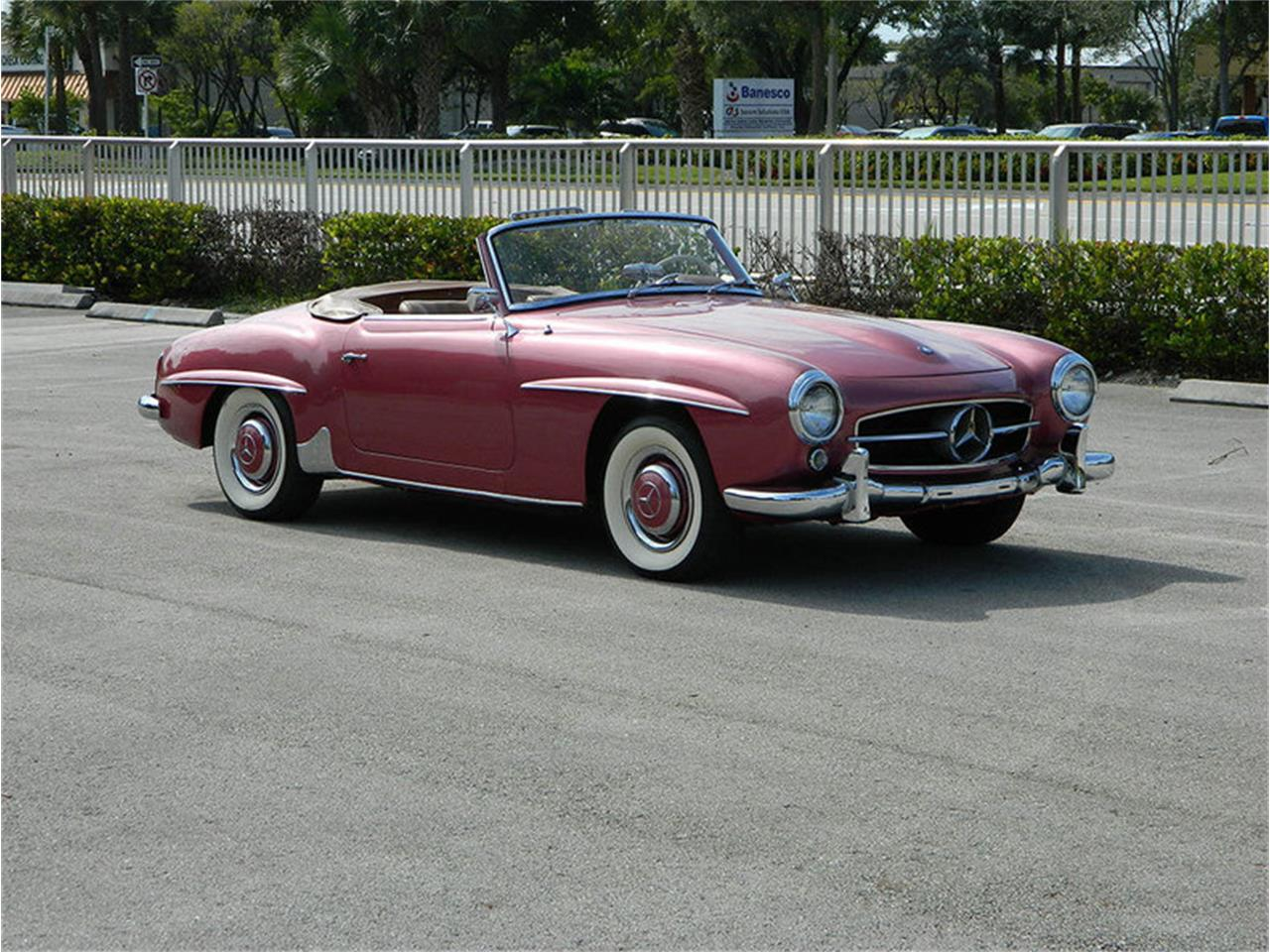 Large Picture of Classic 1957 Mercedes-Benz 190SL Offered by International Auto Group - M8SB
