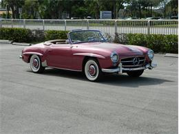 Picture of Classic 1957 Mercedes-Benz 190SL Offered by International Auto Group - M8SB