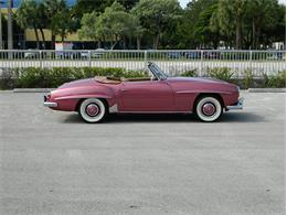 Picture of Classic '57 Mercedes-Benz 190SL located in Fort Lauderdale Florida Offered by International Auto Group - M8SB