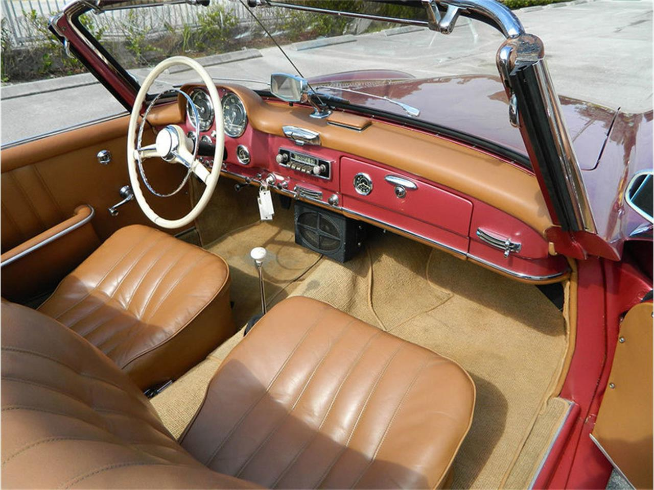 Large Picture of Classic 1957 190SL - $225,900.00 Offered by International Auto Group - M8SB