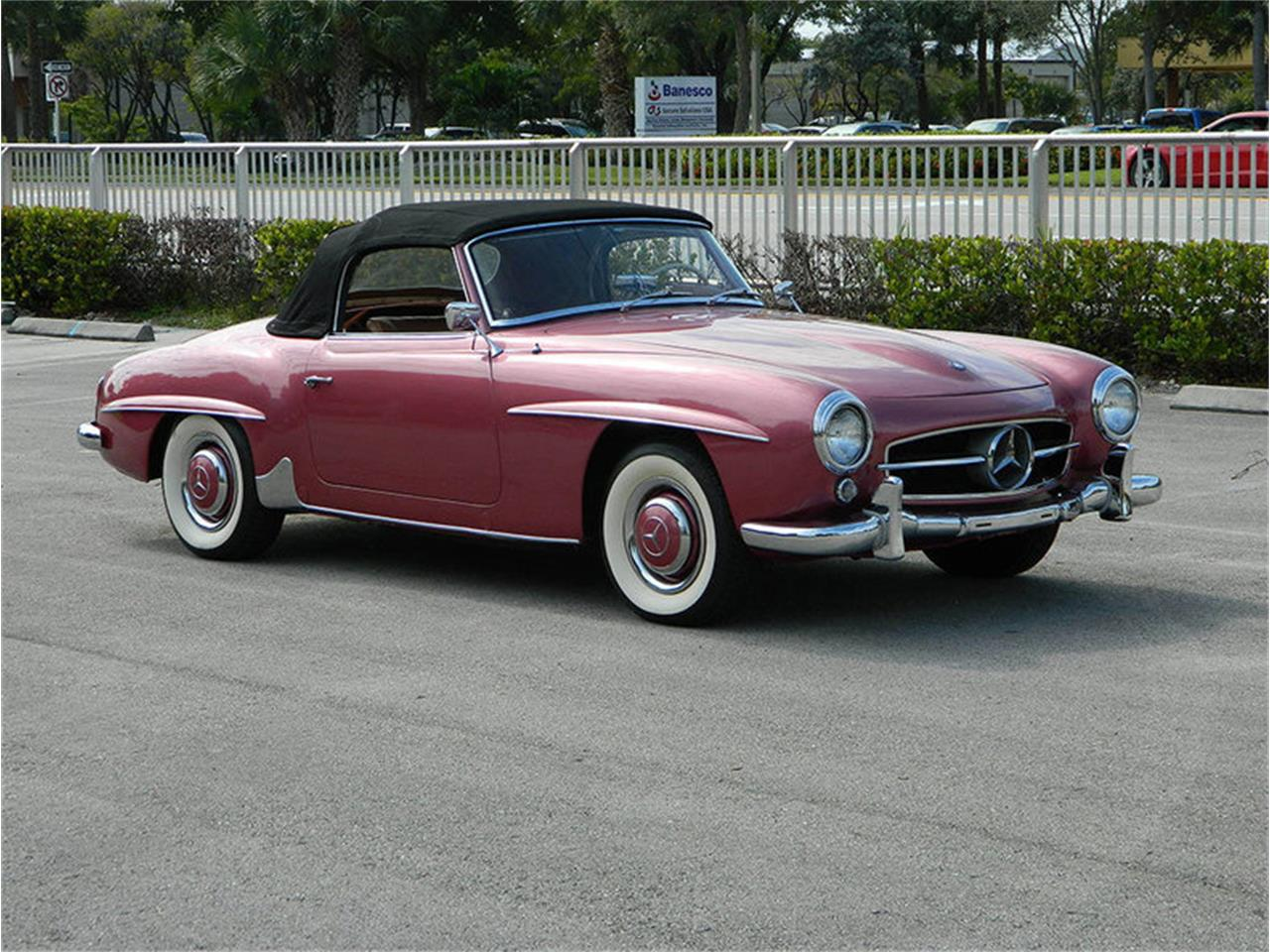 Large Picture of 1957 190SL - M8SB