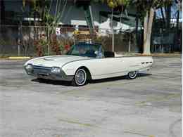 Picture of '62 Thunderbird located in Florida - $49,900.00 Offered by International Auto Group - M8SF