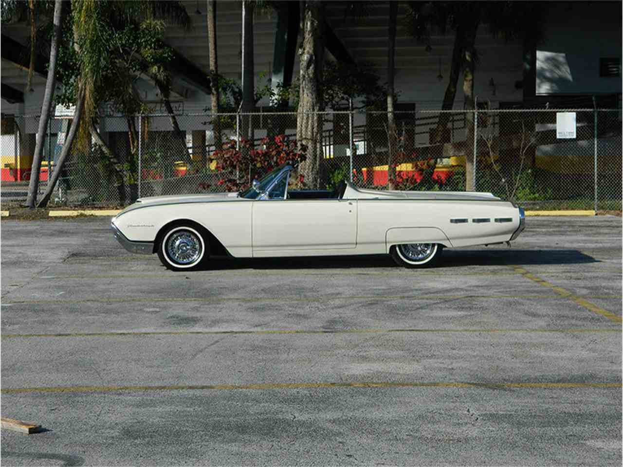 Large Picture of Classic '62 Thunderbird Offered by International Auto Group - M8SF