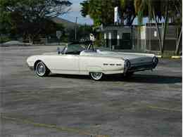 Picture of Classic '62 Ford Thunderbird located in Florida - $49,900.00 Offered by International Auto Group - M8SF