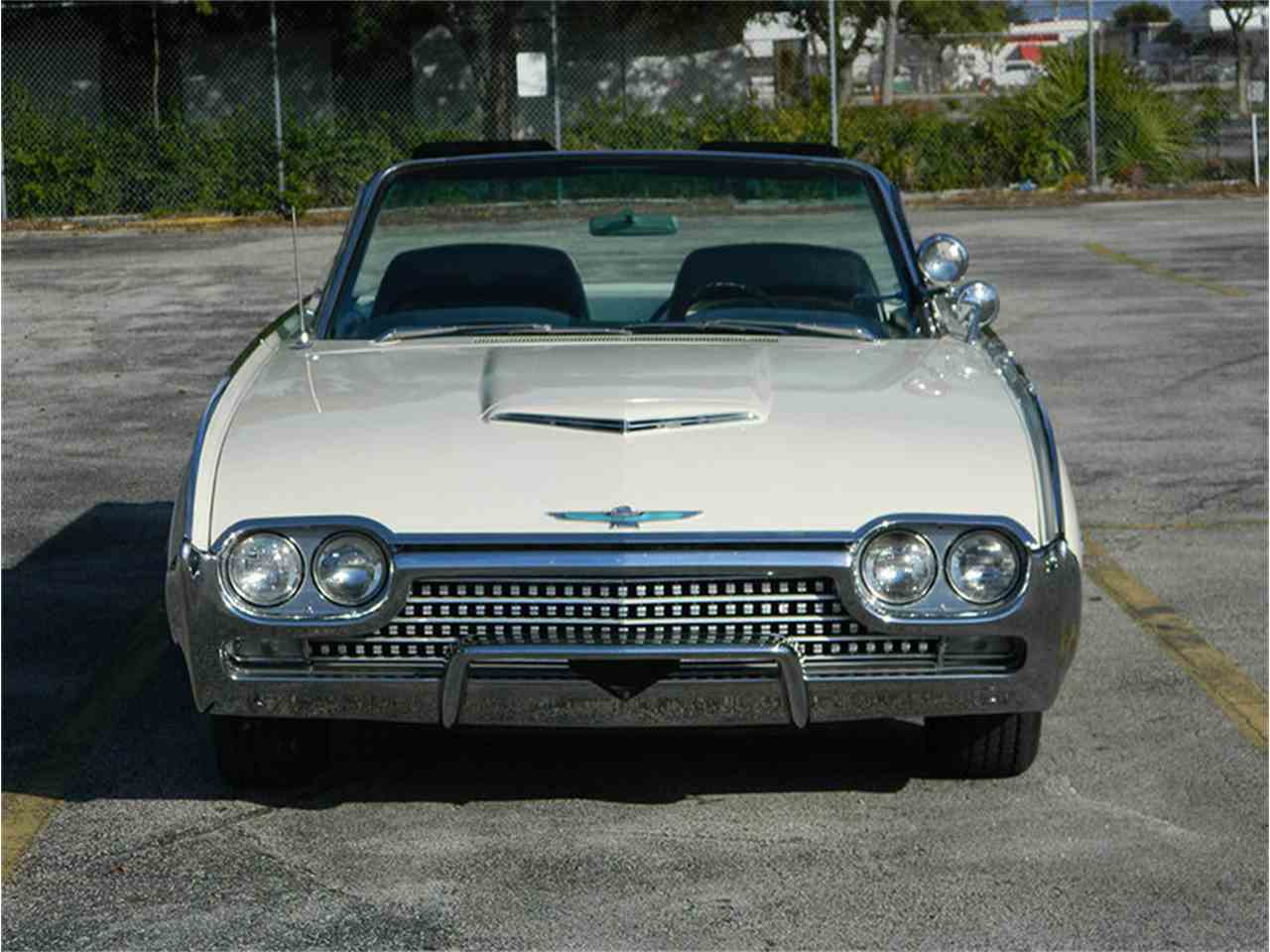Large Picture of 1962 Thunderbird Offered by International Auto Group - M8SF