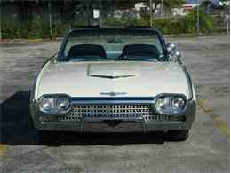 Picture of Classic '62 Ford Thunderbird located in Fort Lauderdale Florida - M8SF