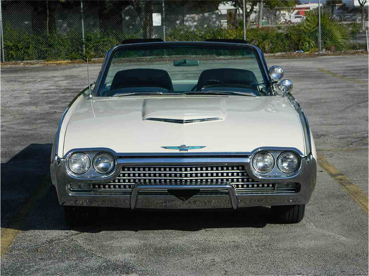 Large Picture of Classic '62 Thunderbird located in Florida - $49,900.00 - M8SF