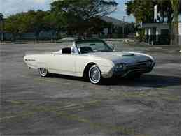 Picture of '62 Ford Thunderbird located in Florida Offered by International Auto Group - M8SF