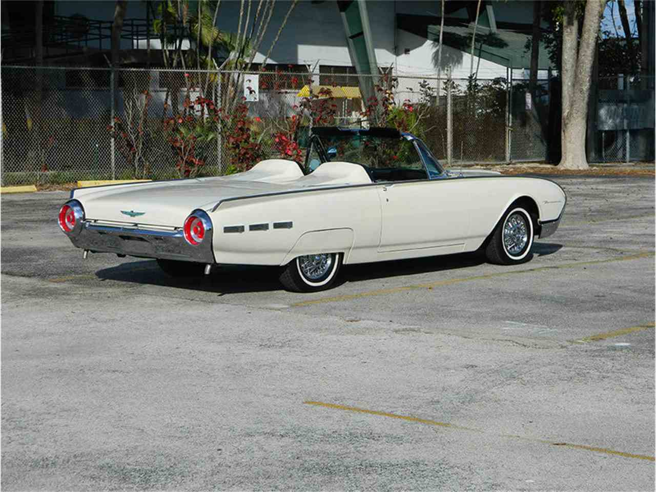 Large Picture of 1962 Thunderbird - $49,900.00 Offered by International Auto Group - M8SF