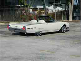 Picture of 1962 Thunderbird located in Fort Lauderdale Florida - M8SF