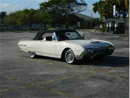 Picture of Classic 1962 Ford Thunderbird located in Florida - $49,900.00 Offered by International Auto Group - M8SF