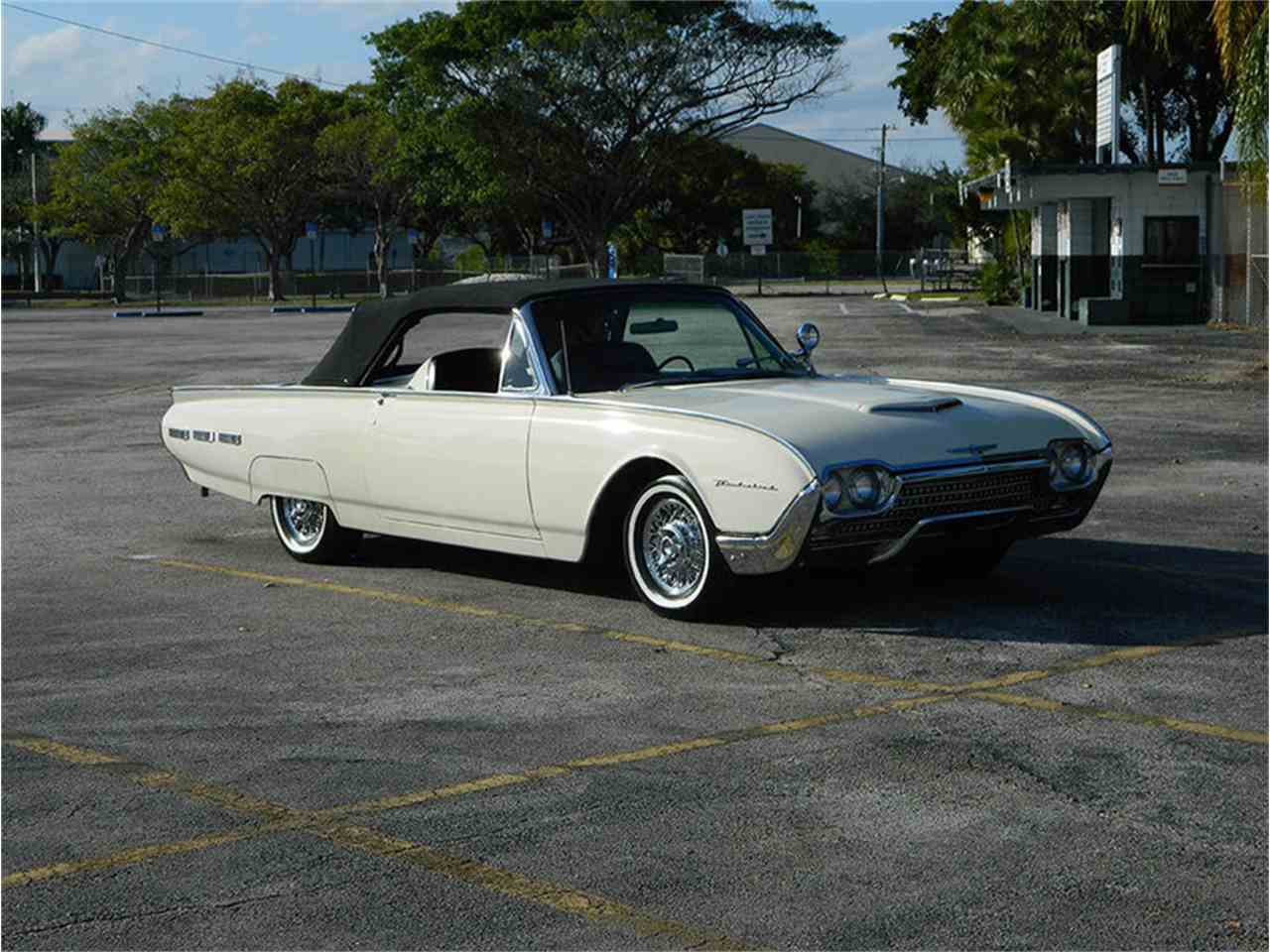 Large Picture of '62 Thunderbird located in Florida - $49,900.00 Offered by International Auto Group - M8SF