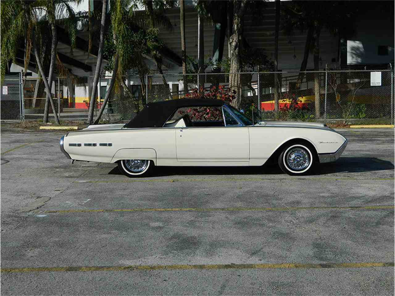 Large Picture of Classic 1962 Ford Thunderbird located in Florida - $49,900.00 Offered by International Auto Group - M8SF