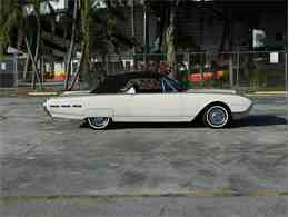 Picture of Classic 1962 Thunderbird located in Florida - $49,900.00 Offered by International Auto Group - M8SF